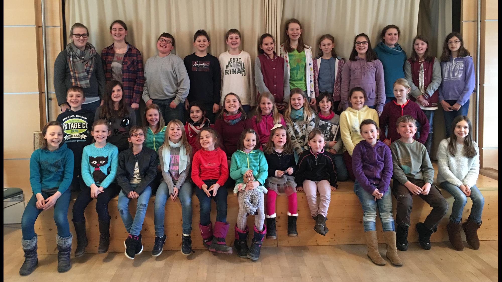 Kinder und Jugendchor Grainau
