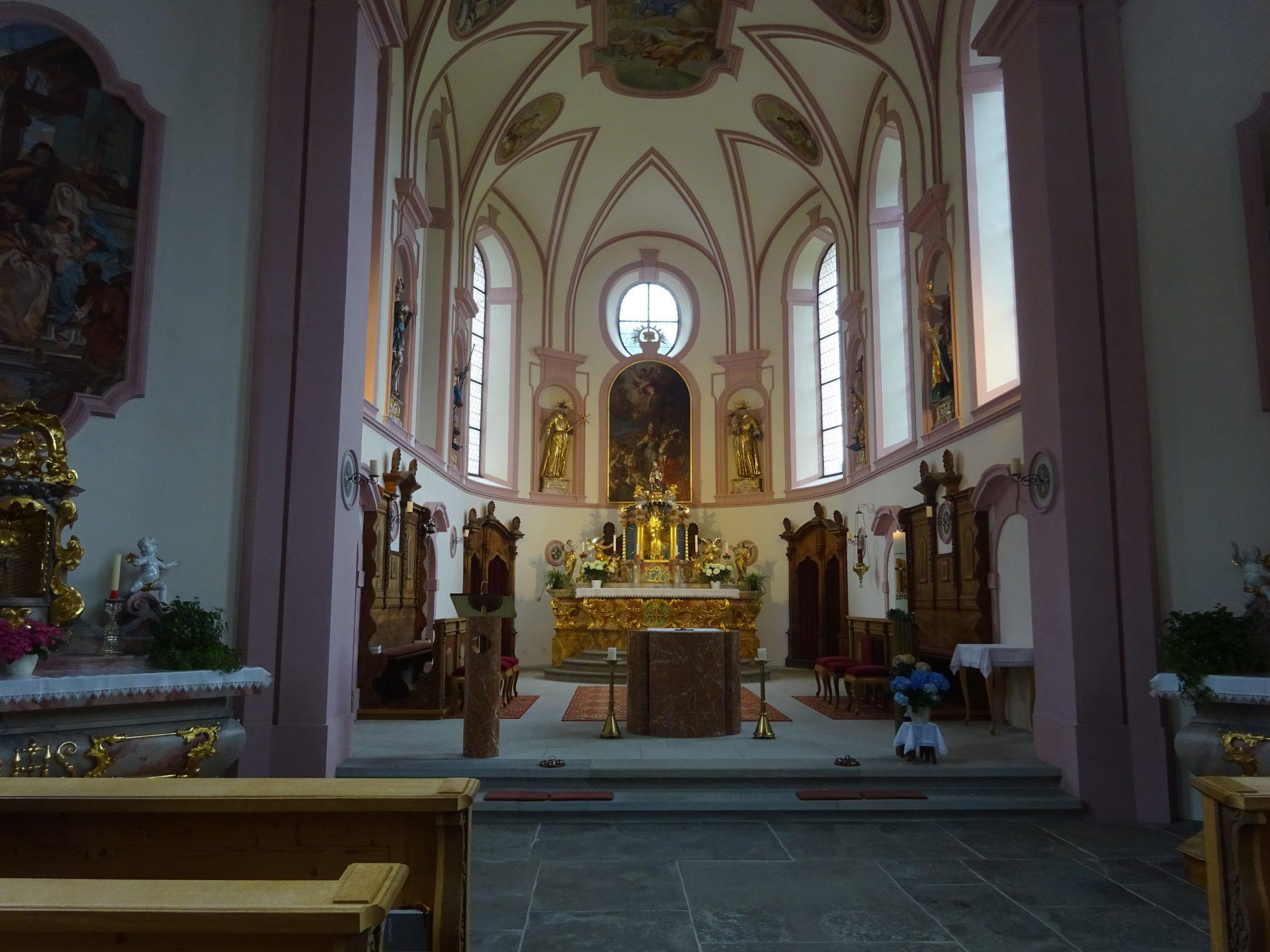 Kirche St. Ulrich in Pinswang